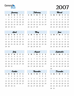 Image of 2007 2007 Calendar Cool and Funky