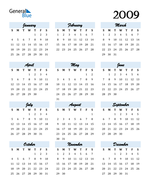 Image of 2009 2009 Calendar Cool and Funky
