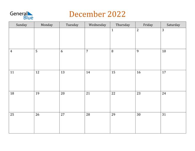 Editable Calendar December 2022.December 2022 Calendar Pdf Word Excel