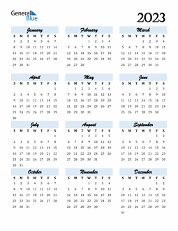 Image of 2023 2023 Calendar Cool and Funky