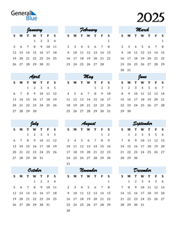 Image of 2025 2025 Calendar Cool and Funky