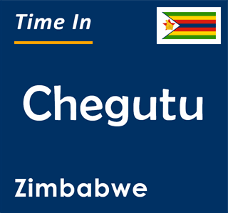 Current time in Chegutu, Zimbabwe