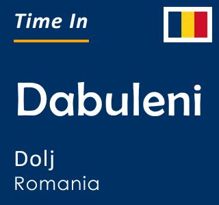 Autoutilitare în Dabuleni