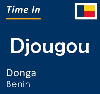 Current time in Djougou, Donga, Benin