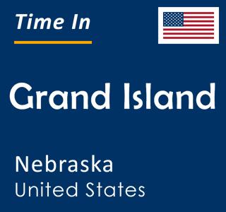 Current time in Grand Island, Nebraska, United States