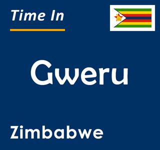 Current time in Gweru, Zimbabwe
