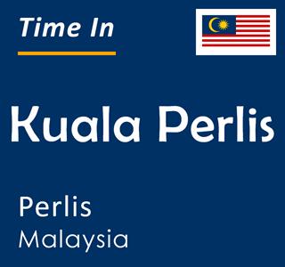 Current time in Kuala Perlis, Perlis, Malaysia