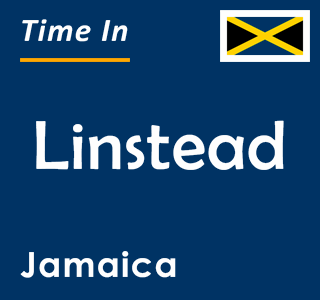 Current time in Linstead, Jamaica