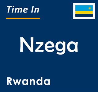 Current time in Nzega, Rwanda