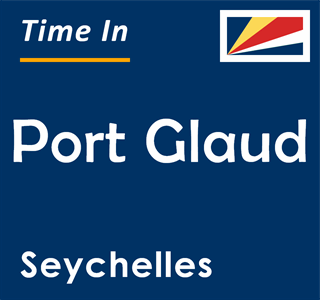 Current time in Port Glaud, Seychelles