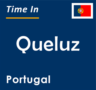 Current time in Queluz, Portugal