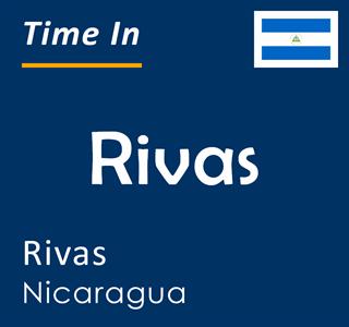 Current time in Rivas, Rivas, Nicaragua