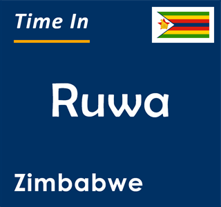 Current time in Ruwa, Zimbabwe