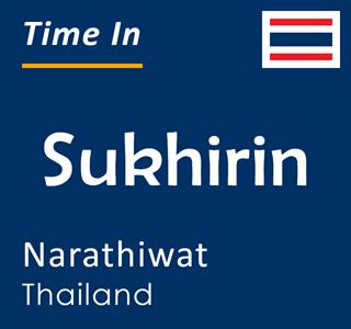 Current time in Sukhirin, Narathiwat, Thailand