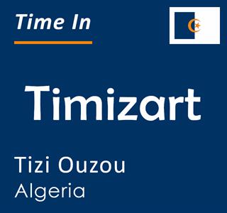 Current time in Timizart, Tizi Ouzou, Algeria